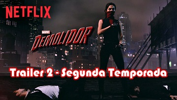 DEMOLIDOR - TRAILER 2 DA SEGUNDA TEMPORADA LEGENDADO
