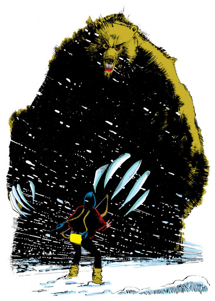 Urso Místico