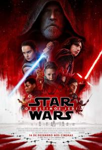 Poster nacional de Star Wars: The Last Jedi