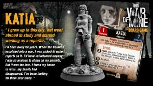 Katia a reporter - This War of Mine
