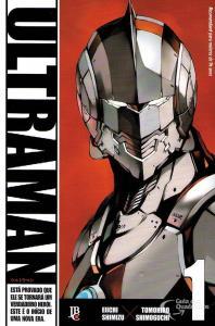 Ultraman - Vol 1 Editora - JBC - Brasil