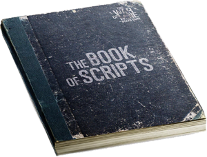 Livro de scripts de This War of Mine