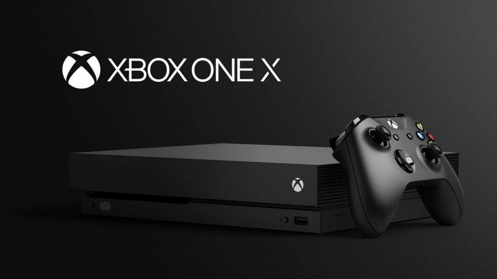 XBOX One X ganha data e preço de lançamento no Brasil