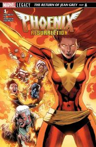 Phoenix Resurrection: The Return of Jean Grey 1