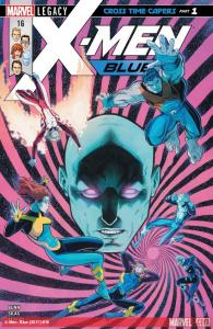 X-Men Blue 16