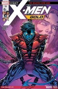 X-Men Gold 18