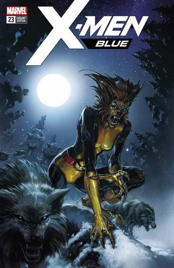 X-Men Blue 23