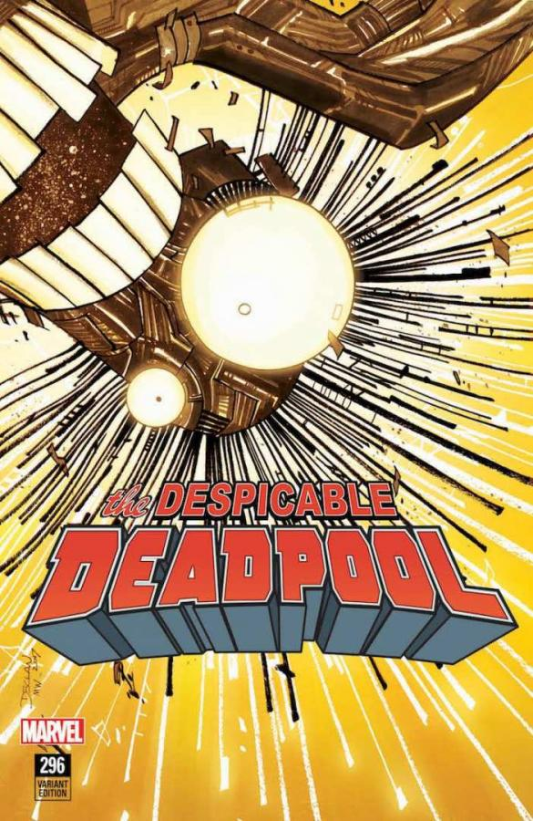 The Despicable Deadpool 296