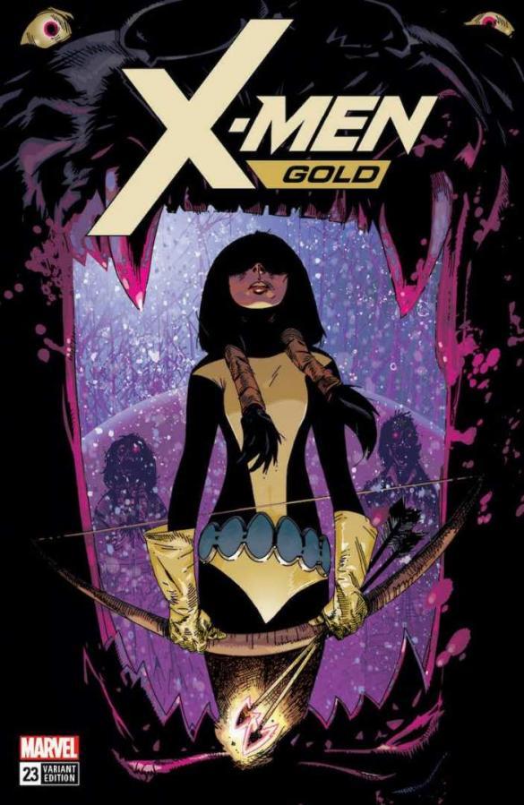 X-Men Gold 23