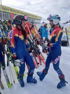 Equipe de Esqui do Estados Unidos