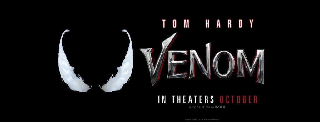 Venom | 1º teaser oficial tem total ausência de Venom