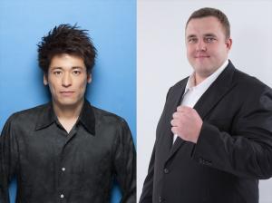 Ryuta Sato será Yaichi e Baruto Kaito será Mike