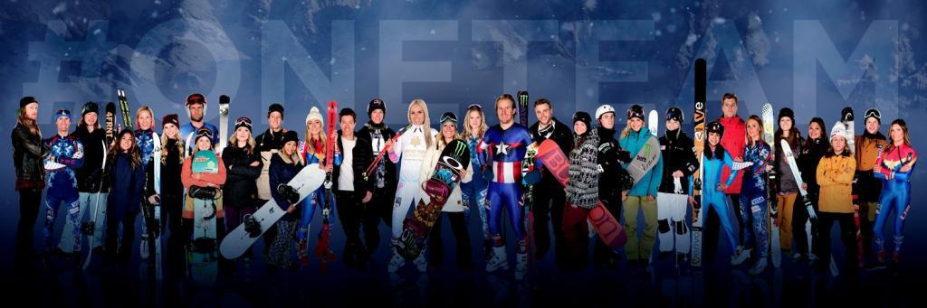 As cores da Marvel nos Jogos Olímpicos de Inverno 2018
