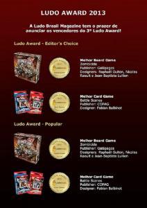 Battle Scenes - Ludo Awards de 2013