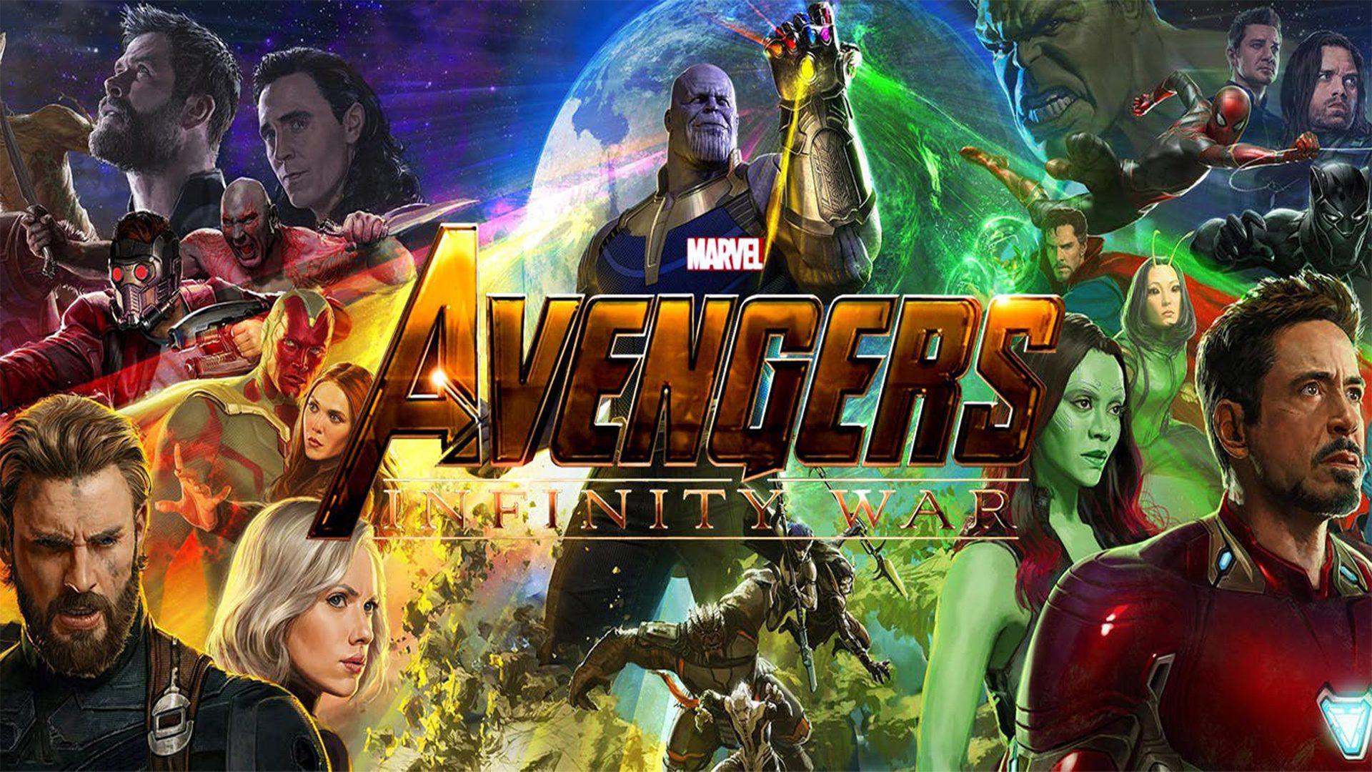 Novo Trailer traz cenas inéditas de Vingadores: Guerra Infinita