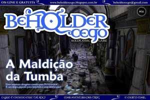 Beholder Cego | Saiu a edição 16 da revista on-line gratuita sobre RPG