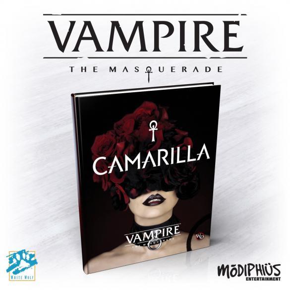 Camarilla - Vampire: The Masquerade 5Th Ed.