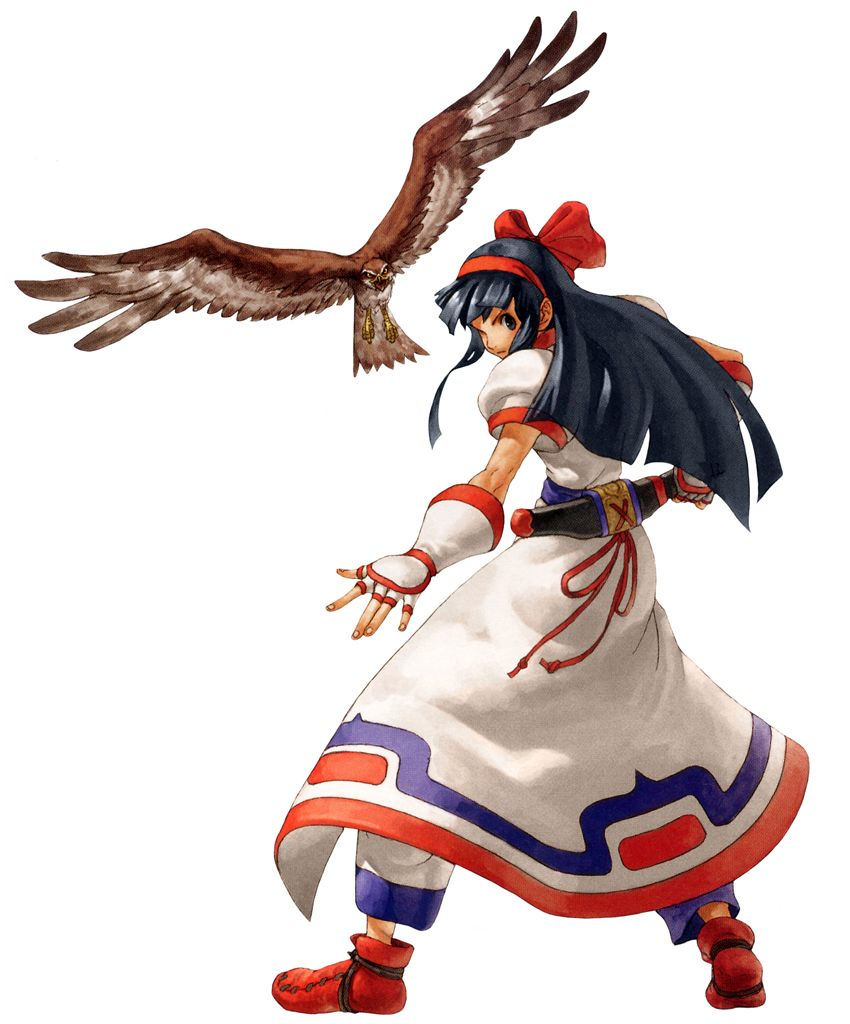 Nakoruru The Best