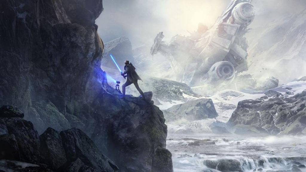 Star Wars Jedi: Fallen Order Poster
