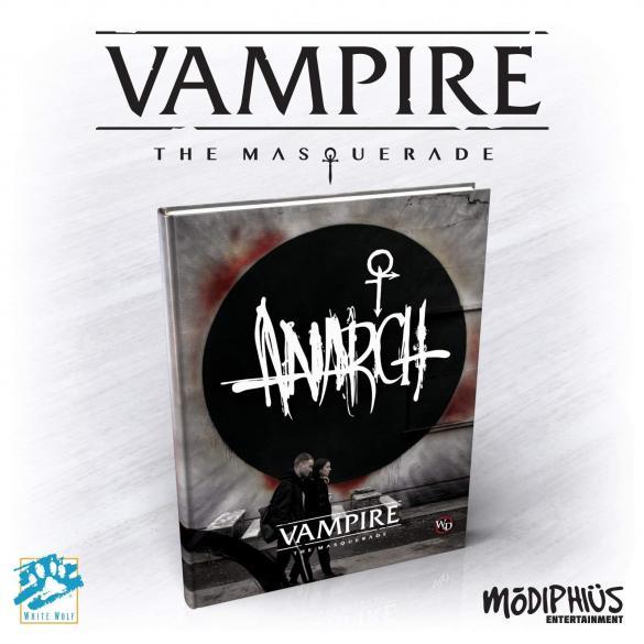 Anarch - Vampire: The Masquerade 5Th Ed.
