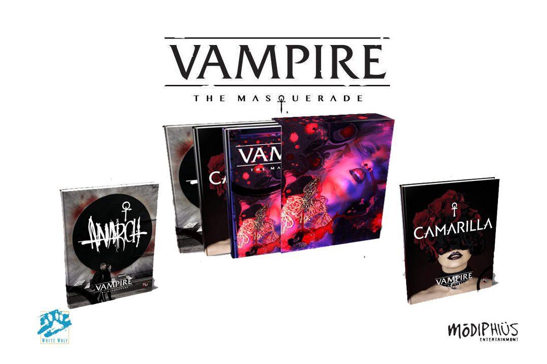 Todos os produtos de Vampire: The Masquerade 5Th Ed. já na Amazon