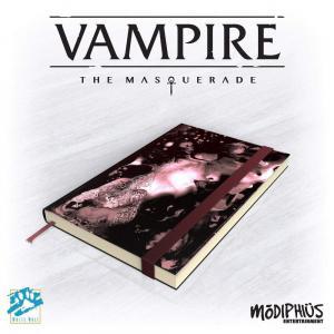 AGENDA DE ANOTAÇÕES PARA CRÔNICAS da 5ª Edição de Vampire: