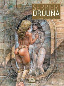 Druuna - A maior Saga Erótica/Sci-Fi dos Quadrinhos