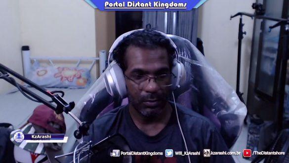 Livestream do Portal Distant Kingdoms!
