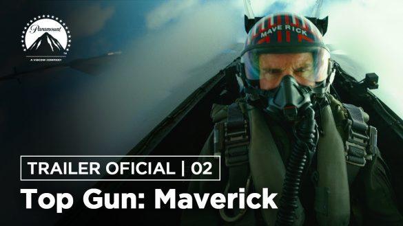Ainda indomável | Top Gun Maverick - 2º Trailer