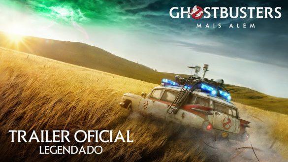 Além-Vida de Ghostbusters: Afterlife - Trailer legendado