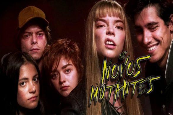 Os Novos Mutantes - Trailer Oficial legendado