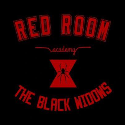 Quarto Vermelho da Viúvas Negras