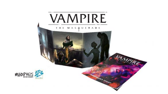 Storyteller's Toolkit | Vampire: The Masquerade 5th Edition