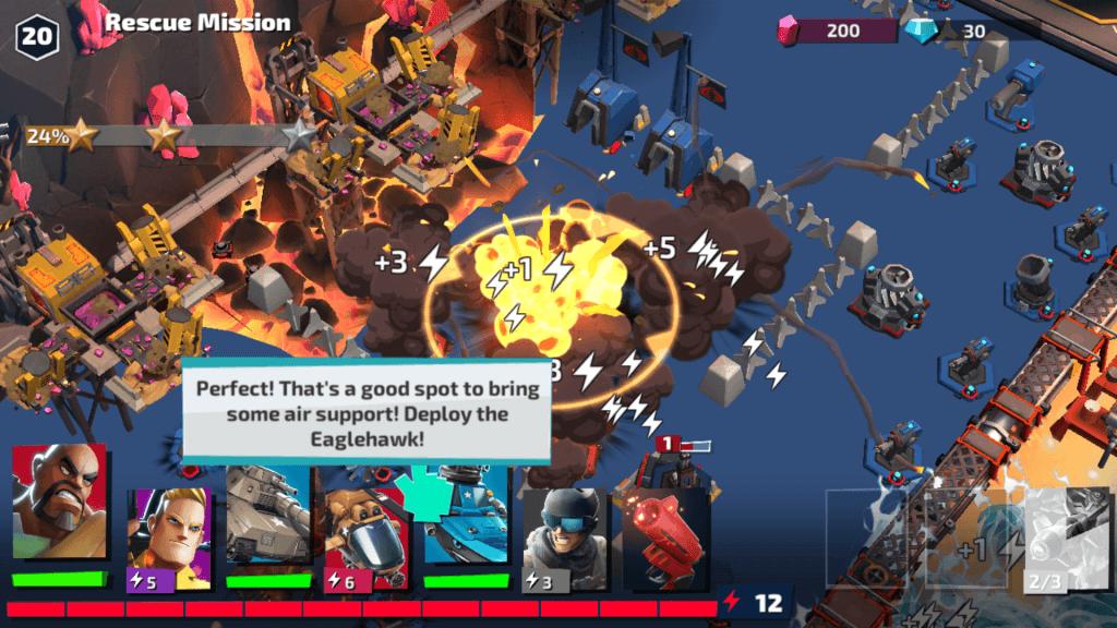 Rescue Mission - War on Cobra