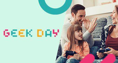 Geek Day com até 50% Off na Amazon