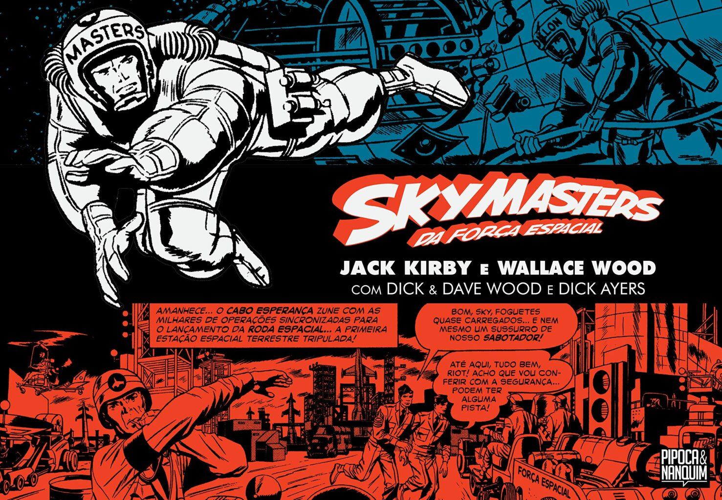Sky Masters da Força Espacial