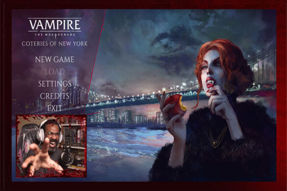 Vampire: The Masquerade - Coteries of New York | Gameplay Completo - Episódio 01