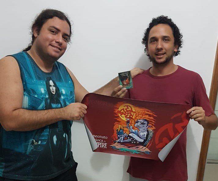 Ricardo Molina - Campeão Carioca 2019 de VTES