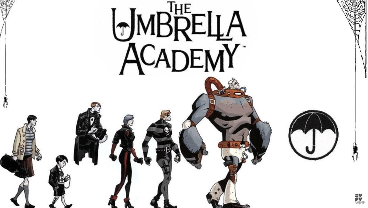 Suíte do Apocalipse - Volume de Umbrella Academy ganha reimpressão