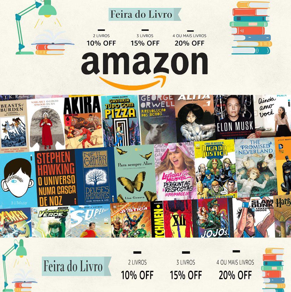Feira do Livro da Amazon