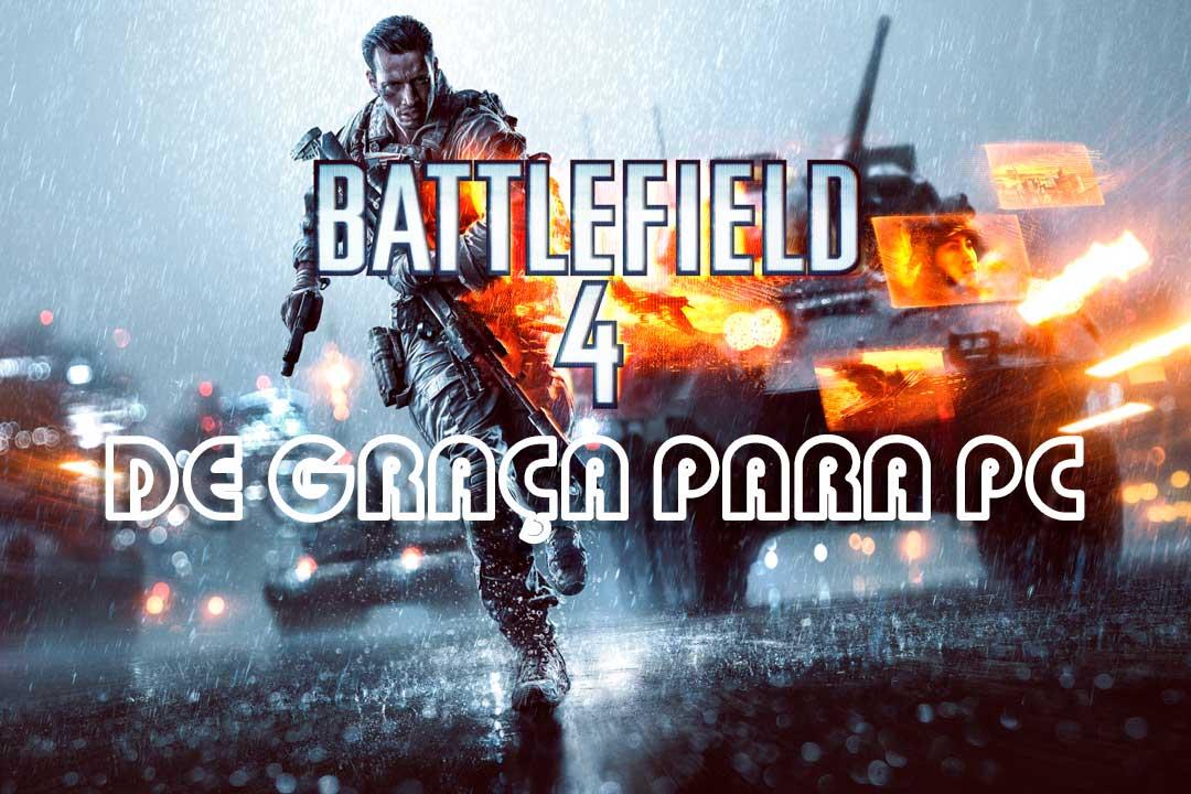 Battlefield 4 - Gratuito para assinantes Amazon Prime