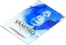 Companion da 5ª edição de Vampiro: A Mascara