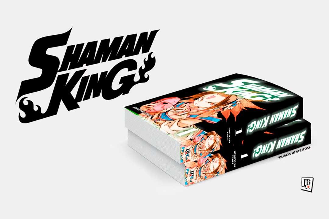 Shaman King - Edição Big, com o Final Definitivo