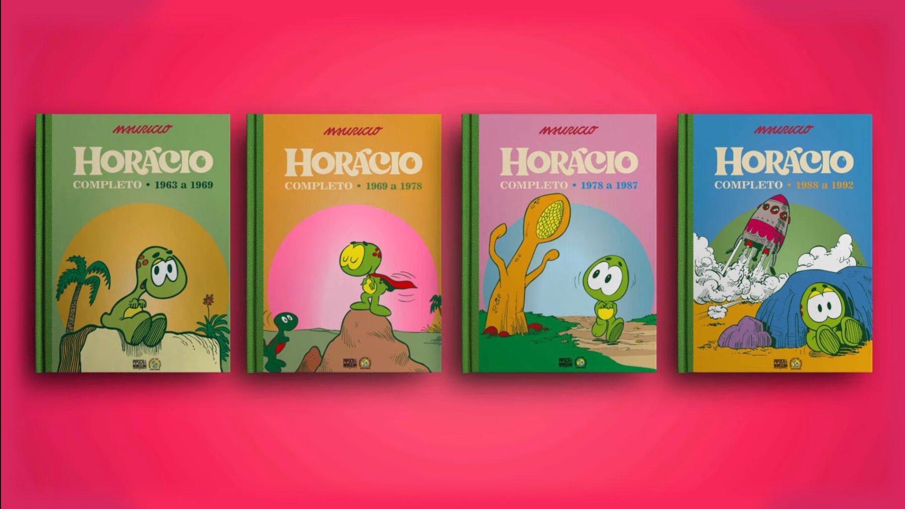 Coleção HORÁCIO COMPLETO
